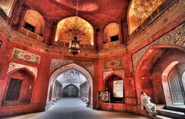 most beautiful mosques in pakistan